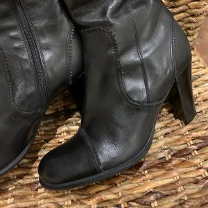 Nice Knee High Boots from Brown Couture in Black